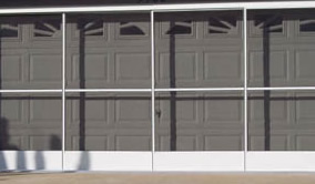 Garage Screen Door Sliders